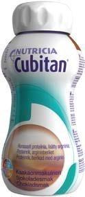 Cubitan täydennysravintovalmiste 200 ml KAAKAO