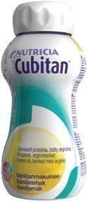 Cubitan täydennysravintovalmiste 200 ml VANILJA