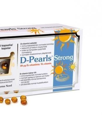 D-Pearls Strong 160 kaps