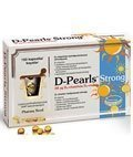 D-Pearls Strong 38µg 160 kaps.