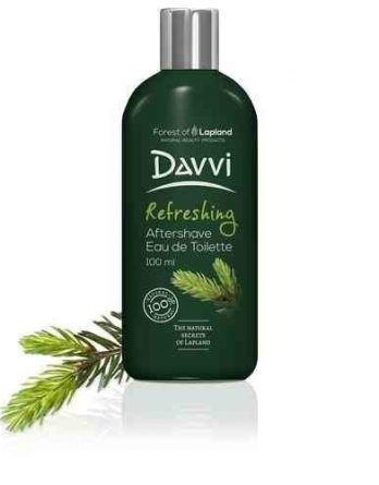 DAVVI Refreshing Aftershave Eau de Toilette 100 ml