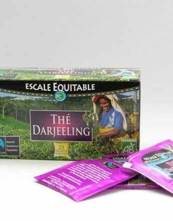 Darjeeling-luomutee 50 g