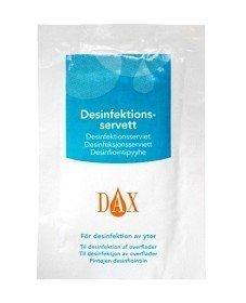 Dax Desinfiointipyyhe 500 kpl