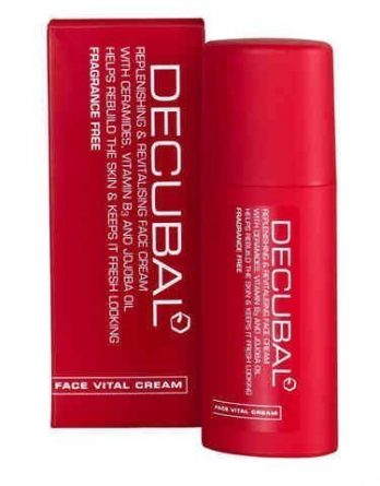 Decubal Face Vital Cream 50 ml