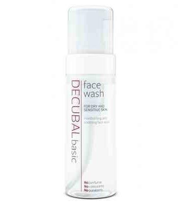 Decubal Face Wash Puhdistusvaahto 150 ml