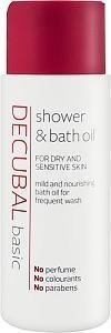 Decubal Shower & Bath Oil 200 ml