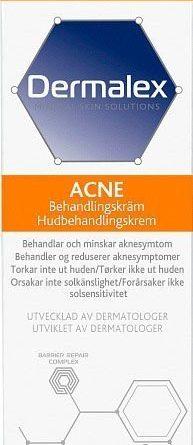 Dermalex Acne Cream 30 g