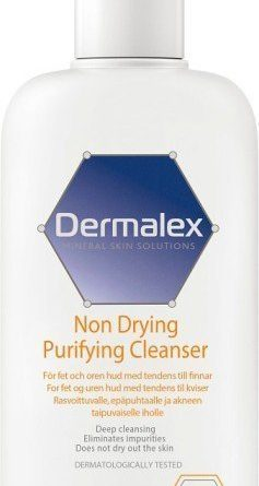Dermalex Non Drying Purifying Cleanser 200 ml