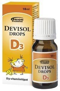 DeviSol Drops 10 ml