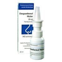 Dexpanthenol Mylan 20 ml