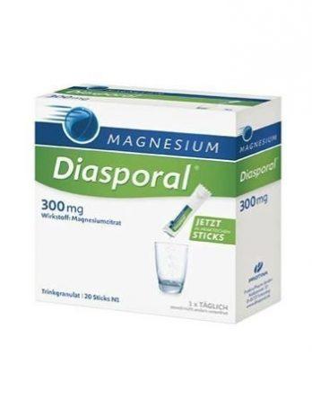 Diasporal Magnesium 300 mg annospussit