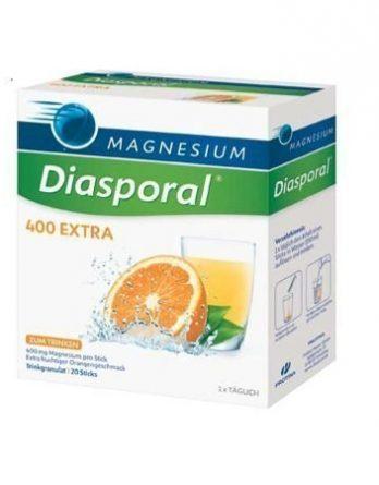 Diasporal Magnesium 400 Extra