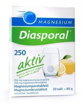Diasporal Magnesium Aktiv 250 mg Pore