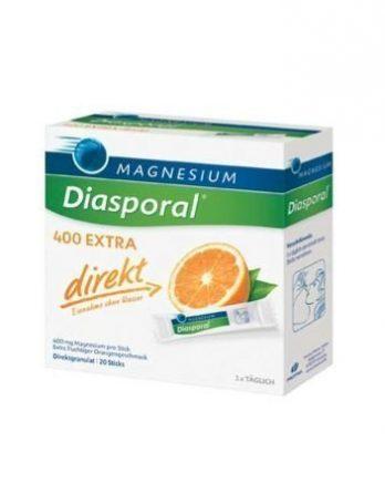 Diasporal magnesium 400 Extra Direkt rakeet
