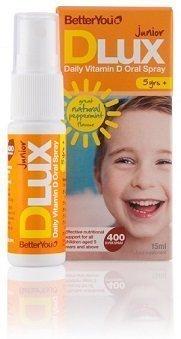 Dlux Junior vitamiinisuihke 15 m
