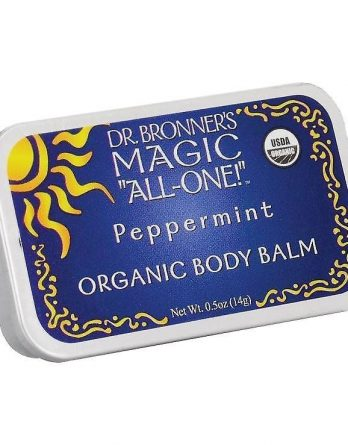 Dr Bronner Peppermint Organic Body Balm 14 g