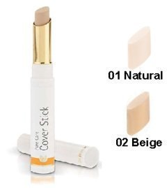 Dr. Hauschka Epäpuhtaan ihon peitepuikko 01 Natural 2 g