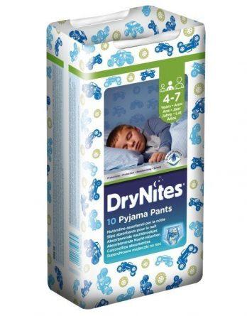 Drynites Nattbyxor Pojkar 4-7 År 10 kpl