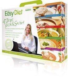 Easy Diet 4 Days Kick & Start Painonpudotukseen