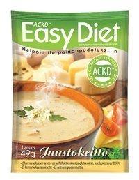 Easy Diet Juustokeitto 1 annospussi (49 g)