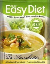 Easy Diet Kanakeitto 1 annospussi (57 g)