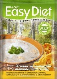 Easy Diet Kanttarellikeitto 1 annospussi (49 g)