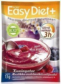 Easy Diet+ Kuningatarkiisselijauhe 1 annospussi (13 g)