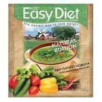 Easy Diet Natural Edition Kasviskeitto 1 annospussi (66 g)