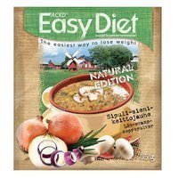 Easy Diet Natural Edition Sieni-sipulikeitto 1 annospussi (65 g)