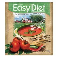 Easy Diet Natural Tomaatti-chilikeitto 1 annospussi (63 g)