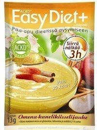 Easy Diet+ Omena-kanelikiisselijauhe 1 annospussi (13 g)