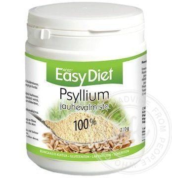 Easy Diet Psylliumjauhe 220 g