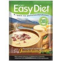 Easy Diet Savuporon makuinen juustokeitto 1 annospussi (51 g)