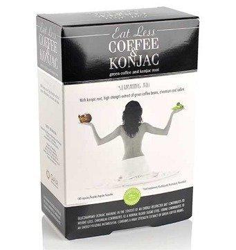Eat Less Coffee & Konjac 180 kpl