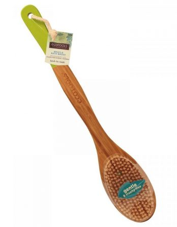 Ecotools Bamboo Bristle Bath Brush 1 kpl