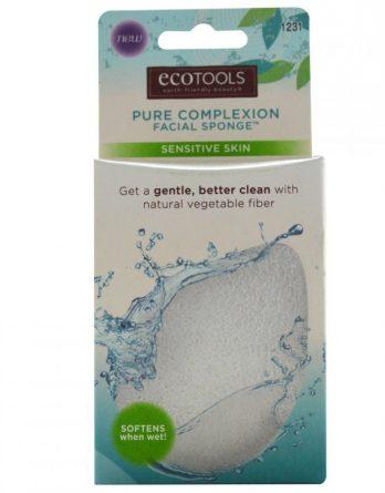 Ecotools Pure Complexion Facial Sponge Sensitive Skin 1 kpl