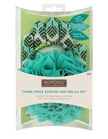 Ecotools Three Piece Soothe & Relax Set 1 kpl