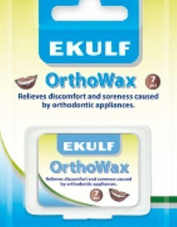 Ekulf Orthowax 7 kpl