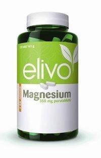 Elivo Magnesium 120 purutablettia