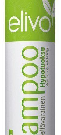 Elivo hypotuoksuinen hellävarainen shampoo 250 ml
