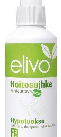 Elivo hypotuoksuinen kosteuttava hoitosuihke 200 ml