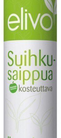 Elivo hypotuoksuinen kosteuttava suihkusaippua 250 ml