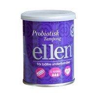 Ellen probioottinen tamponi Normal 12 kpl