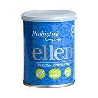 Ellen probioottinen tamponi Super 8 kpl