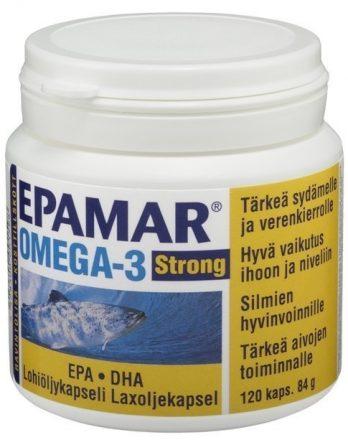 Epamar Omega-3 Strong 120 kaps