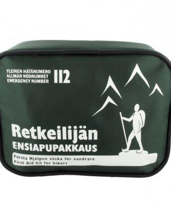Estecs Retkeilijän Ensiapupakkaus
