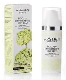 Estelle & Thild Biocalm Extra Nourishing Night Cream 50 ml