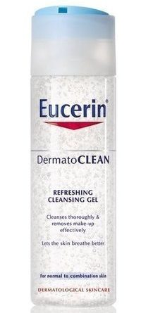 Eucerin DermatoCLEAN Refreshing Cleansing Gel 200 ml