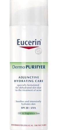 Eucerin DermoPURIFYER Adjunctive Hydrating Care 50 ml