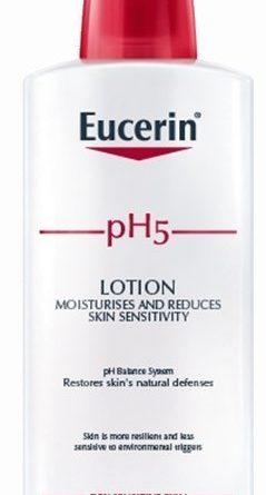 Eucerin Ph5 Lotion 400 ml Hajustettu